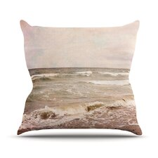 Romantic Sea by Iris Lehnhardt Beach Throw Pillow