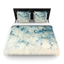 Pearls by Ingrid Beddoes Featherweight Duvet Cover