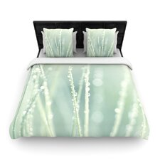 Blue Ice by Ingrid Beddoes Featherweight Duvet Cover