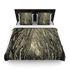 Where Trees Still Whisper by Ingrid Beddoes Featherweight Duvet Cover