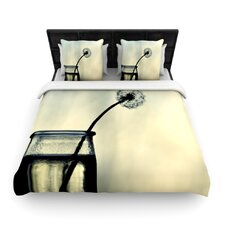 """Make A Wish"" Woven Comforter Duvet Cover"