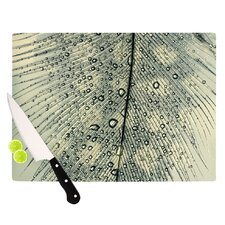 Feather Light by Ingrid Beddoes Cutting Board