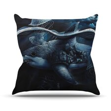 Invictus by Graham Curran Throw Pillow
