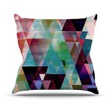 Splash by Gabriela Fuente Throw Pillow