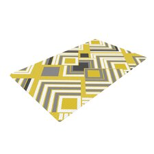 Luca Yellow/Gray Area Rug