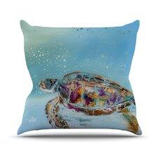 Home Sweet Home by Josh Serafin Throw Pillow