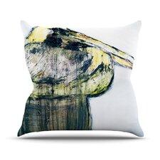 Oldtimer by Josh Serafin Bird Throw Pillow
