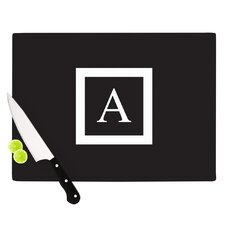 Monogram Solid Cutting Board