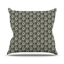 Hexy Throw Pillow