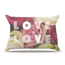 Love Love Love Pillow Case