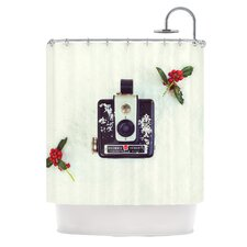 The Four Seasons Winter Shower Curtain