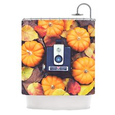 The Four Seasons Fall Shower Curtain