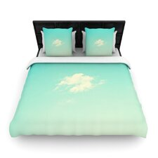 Cloud 9 by Libertad Leal Woven Duvet Cover
