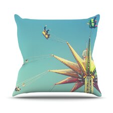 Flying Chairs PThrow Pillow