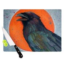 Raven Sun Cutting Board