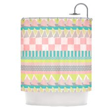 Lun Shower Curtain