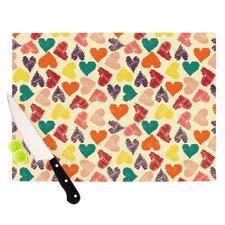 Little Hearts Cutting Board