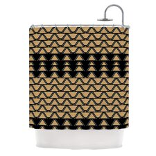Deco Angles Shower Curtain