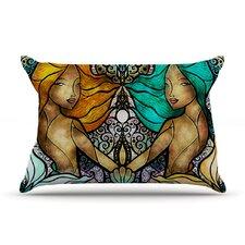 Mermaid Twins Pillow Case