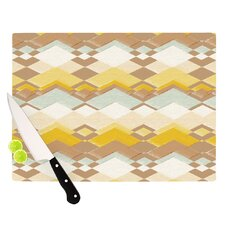 Retro Desert Cutting Board