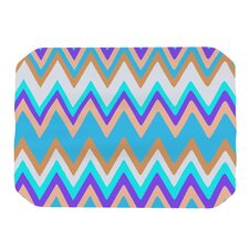 Girly Surf Chevron Placemat