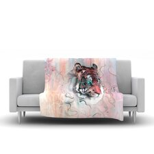 Illusive By Nature Throw Blanket