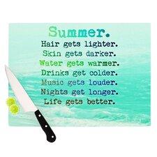 Summer XXL Cutting Board