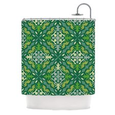 Yulenique Shower Curtain