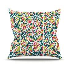 Cool Yule Throw Pillow