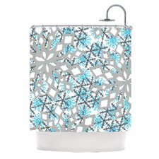 Chilly Shower Curtain