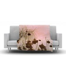 Lotus Dream Throw Blanket