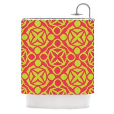Holiday Shower Curtain