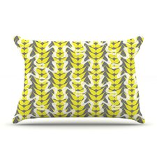 Whirling Leaves Pillow Case