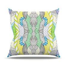 Wormland Throw Pillow