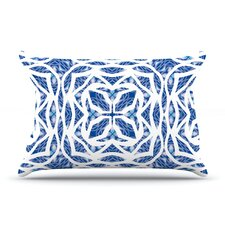 Blue Explosion Pillow Case