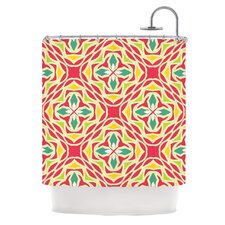 Christmas Carnival Shower Curtain