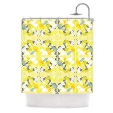 Spring Flourish Shower Curtain