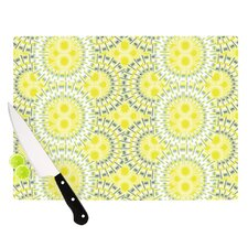 Blossoming Buds Cutting Board