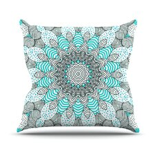 Dots and Stripes Throw Pillow