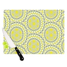 Sprouting Cells Cutting Board