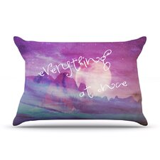 Everything at Once Pillow Case
