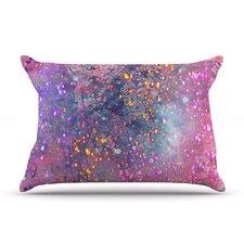 Pink Universe Pillow Case