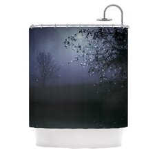 Song of The Nightbird Shower Curtain