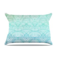 Clouds In The Sky Pillow Case