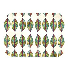 Tribal Leaves Placemat