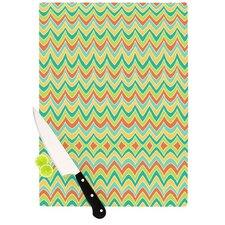 Bright and Bold Cutting Board