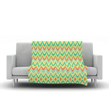 Bright and Bold Throw Blanket