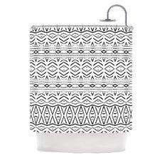 Tambourine Shower Curtain