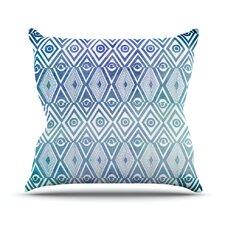 Tribal Empire Throw Pillow