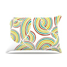 Rainbow Sky Pillow Case